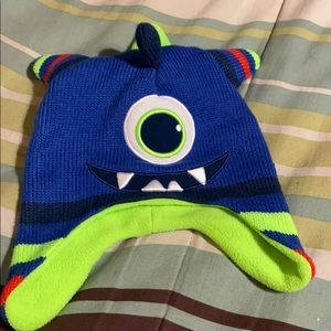 Other - Toddler Boys Hat. Has the Flaps EUC!
